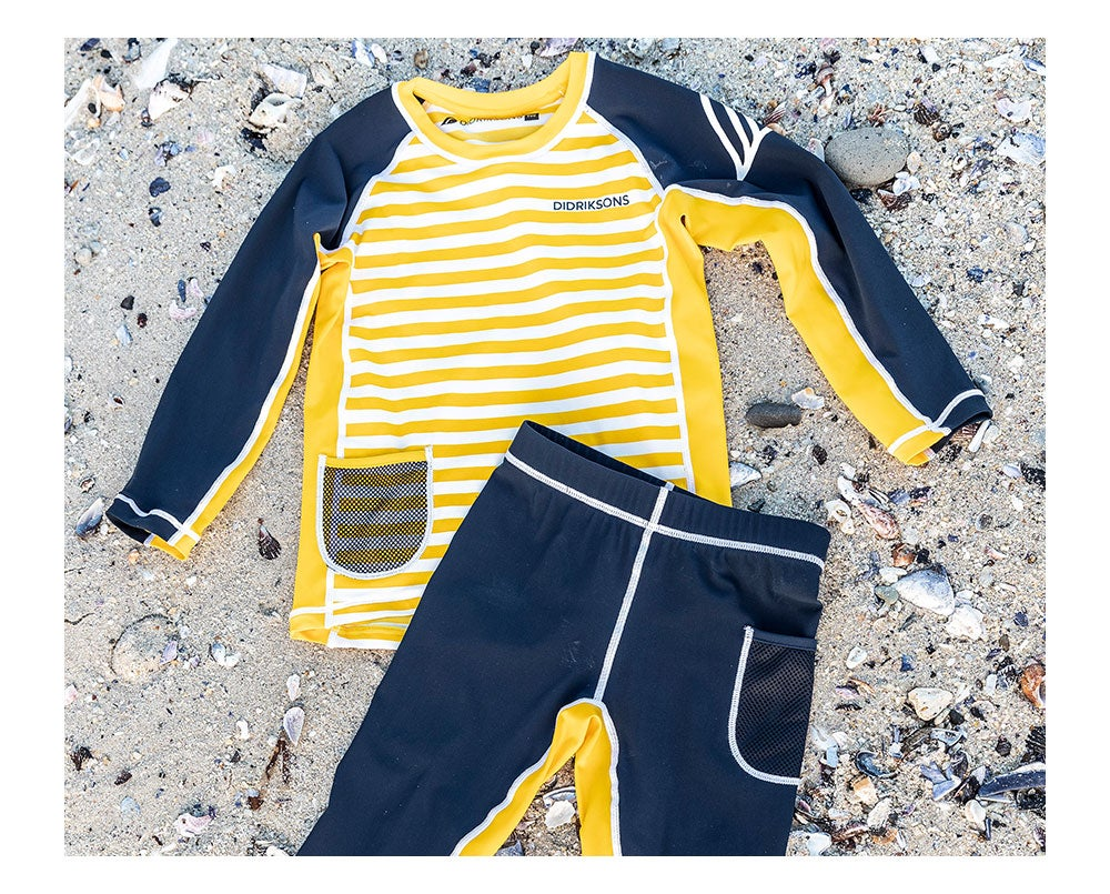 Didriksons UV clothing for kids
