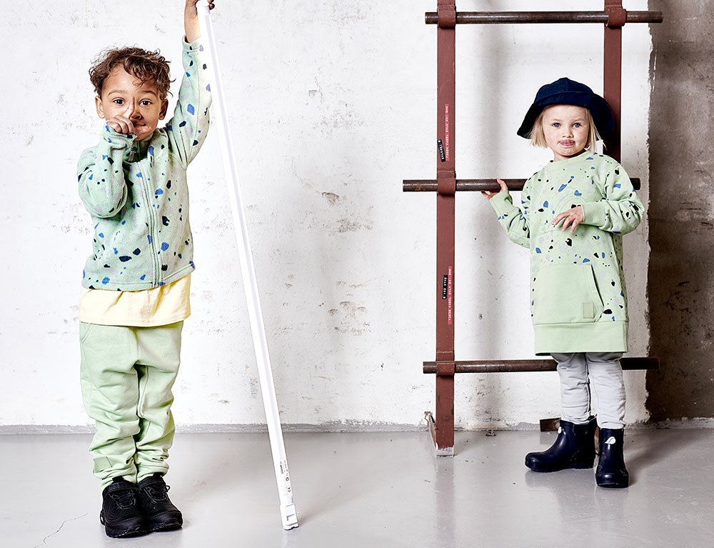 Didriksons SS20 collection for kids