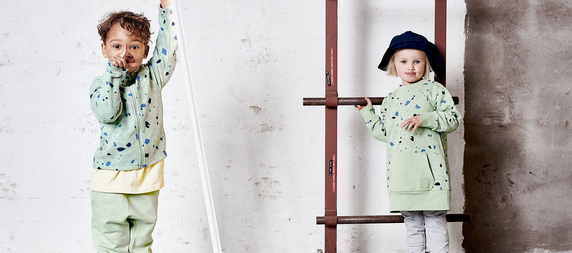 Didriksons spring kids clothing