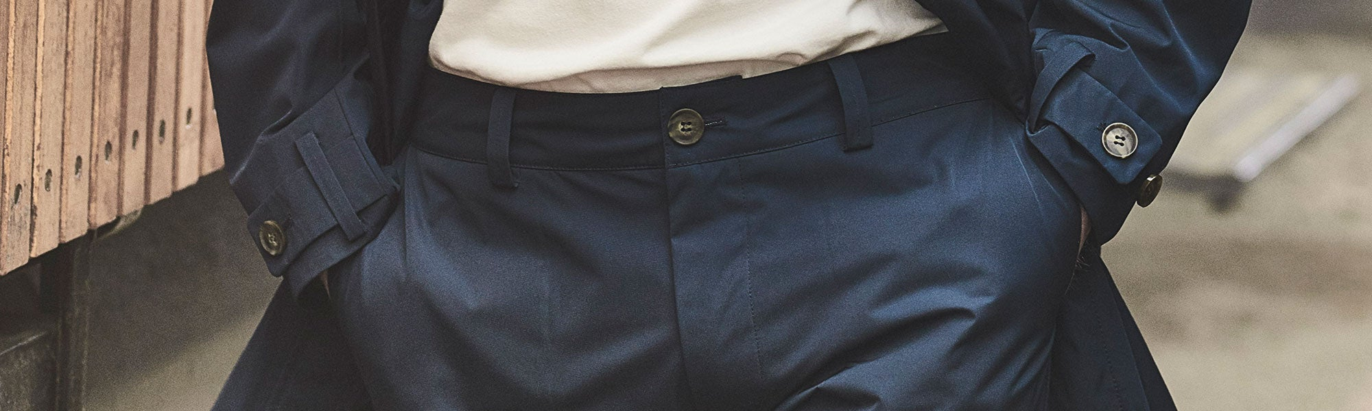 Didriksons bottoms for men