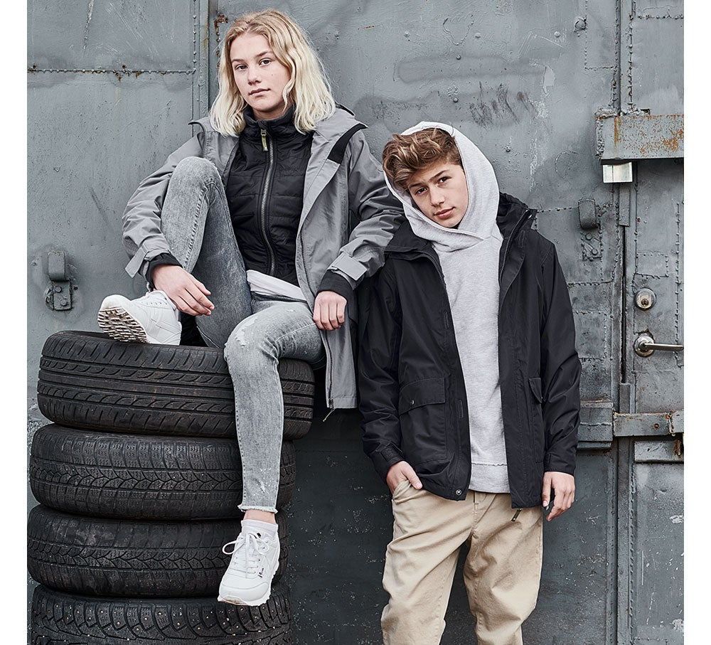 Didriksons SS19 collection for youth