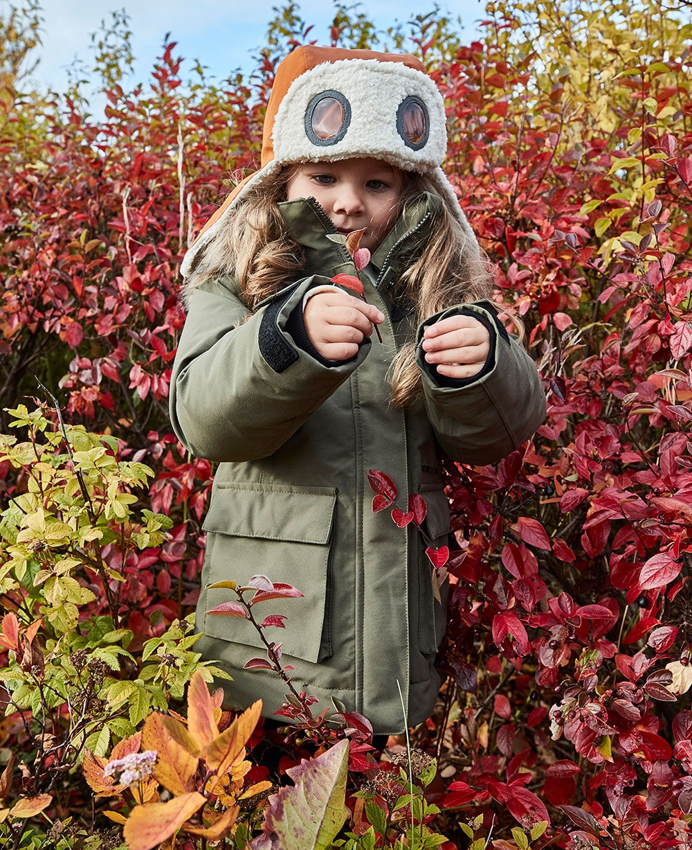 Didriksons Originals aw18 kids