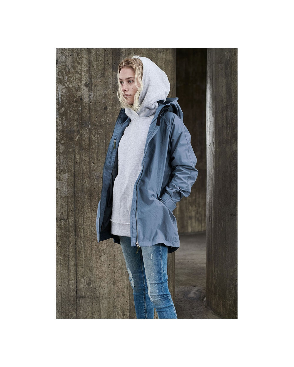 Didriksons youth parka